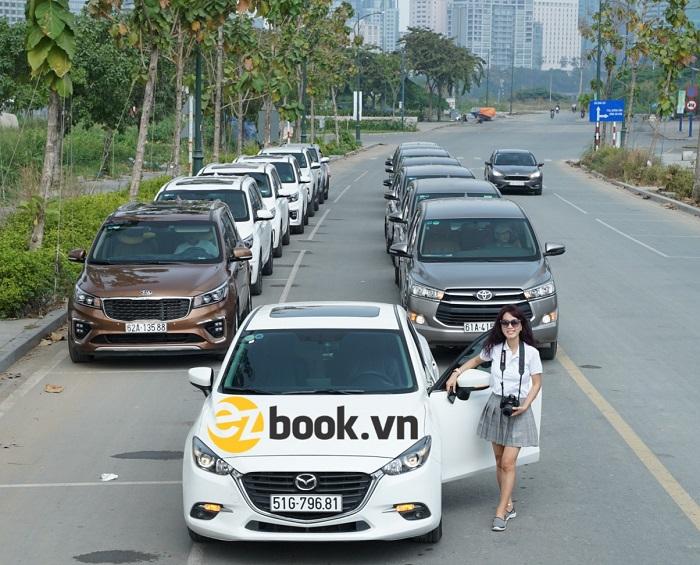 Thuê xe du lịch điMadagui giá tốt