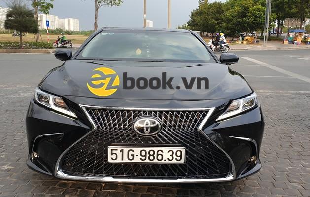 Thuê xe tại Ezbook đi vườn trái cây Lái Thiêu