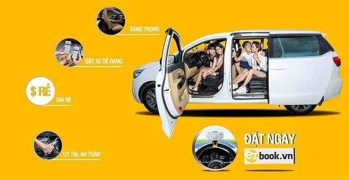 Lợi ích khi chọn thuê xe 16 chỗ dịp Tết tại EZbook