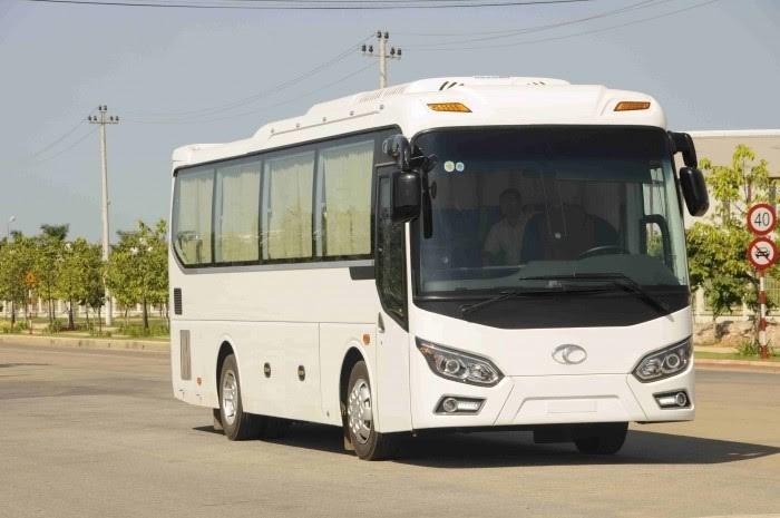 Hình ảnh xe 29 chỗ du lịch - Nguồn Muabannhanh