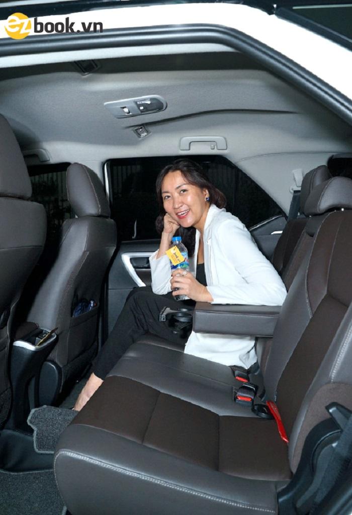 Chất lượng xe đời mới cao cấp đảm bảo làm hài lòng quý khách hàng