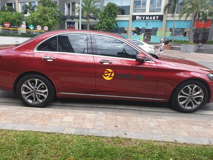 Ezbook- Giải pháp cho thuê xe chuyên nghiệp tại TPHCM