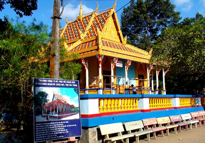 Du lịch chùa Dơi có nhiều điều khám phá