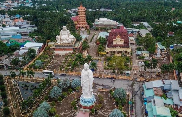 Lịch sử hình thành của Chùa Vĩnh Tràng