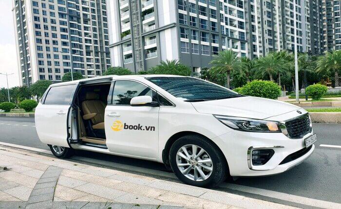 Ezbook địa chỉ thuê xe kia sedona uy tín hàng đầu