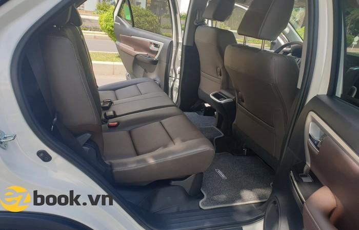 Xe tại Ezbook đảm bảo nội thất