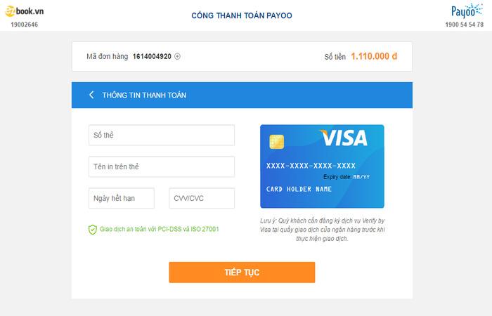Cổng thanh toán Payoo