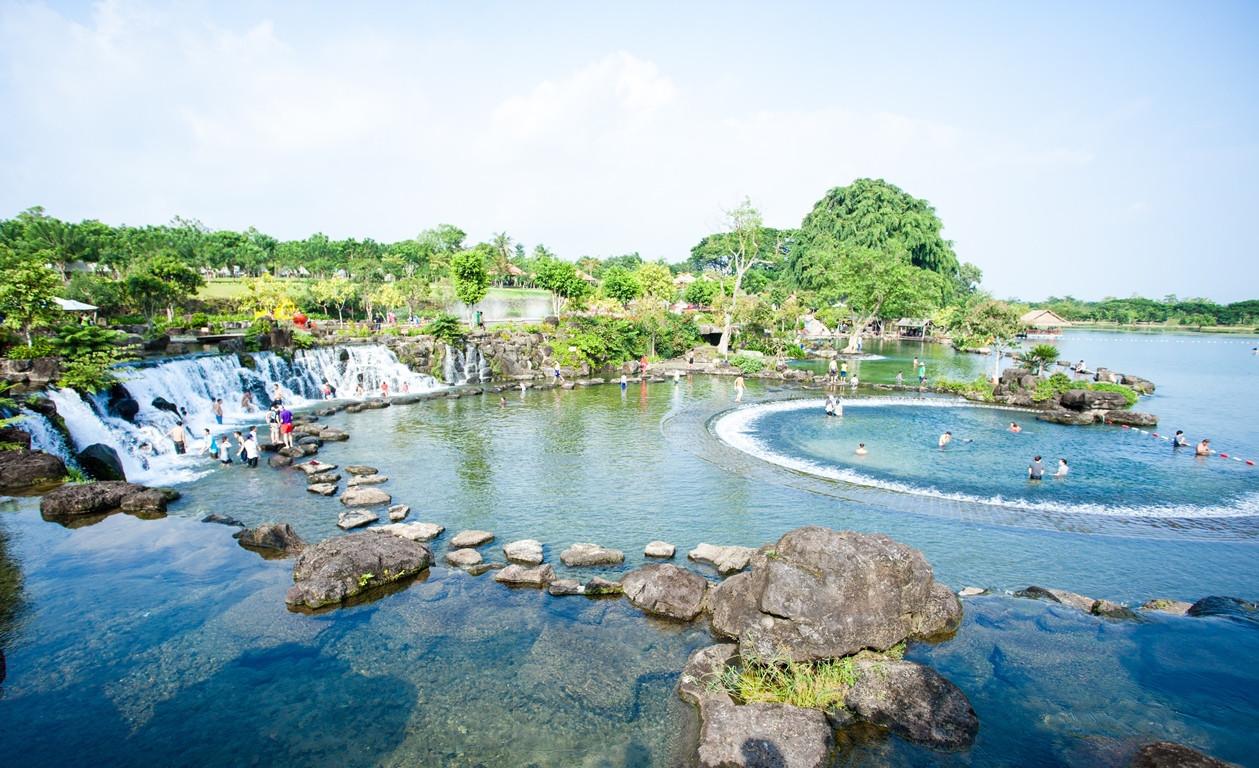 Khu du lịch Suối Mơ quận 9 - Lá phổi xanh giữa lòng Sài Gòn