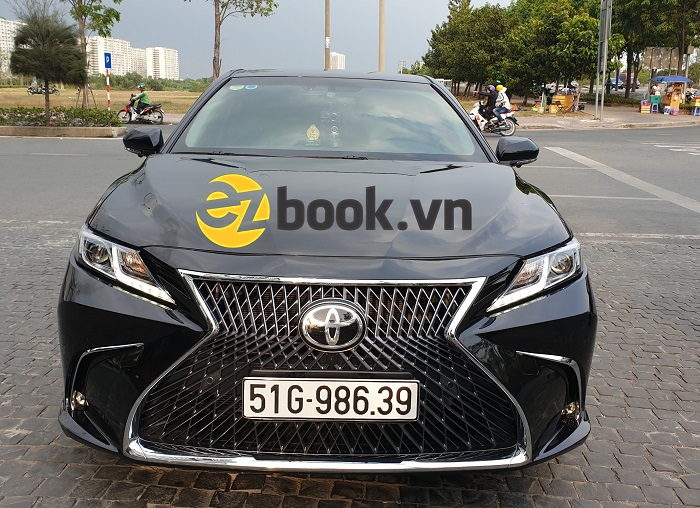 Đặt xe tháng nhanh chóng tại Ezbook.vn