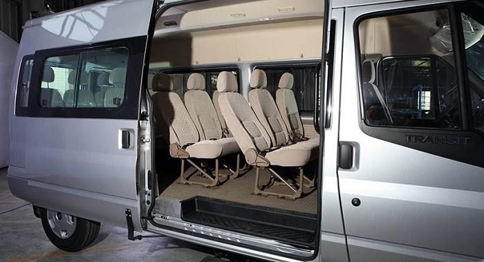 Thuê xe 16 chỗ để chuyến đi thuận tiện hơn. Nguồn: Thuexe16cho.net