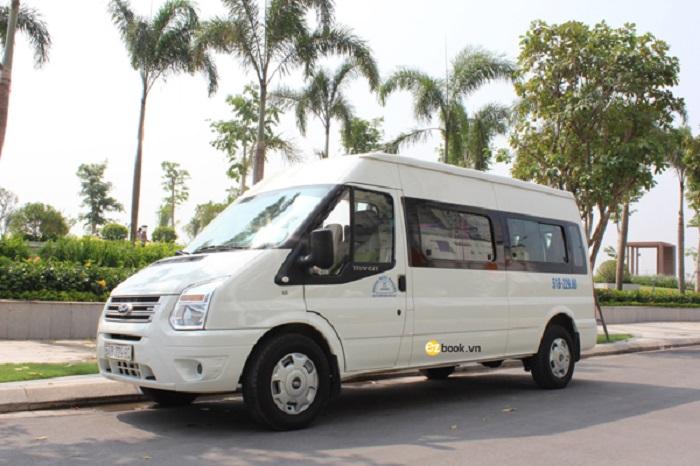 Mẫu xe 16 chỗ cho thuê tự lái được nhiều người lựa chọn