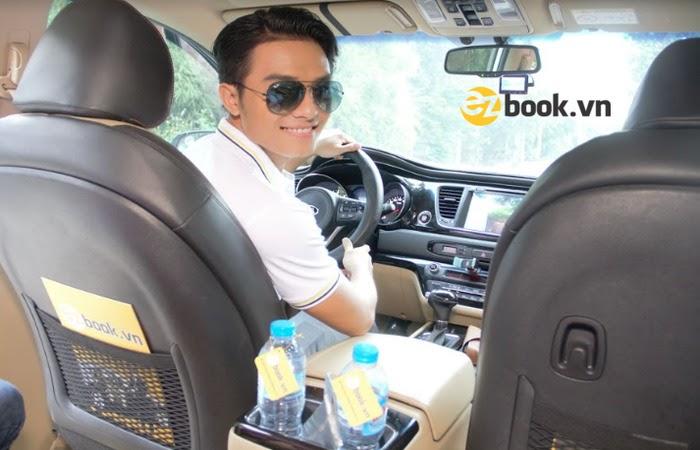 Lái xe tại Ezbook có chuyên môn cao