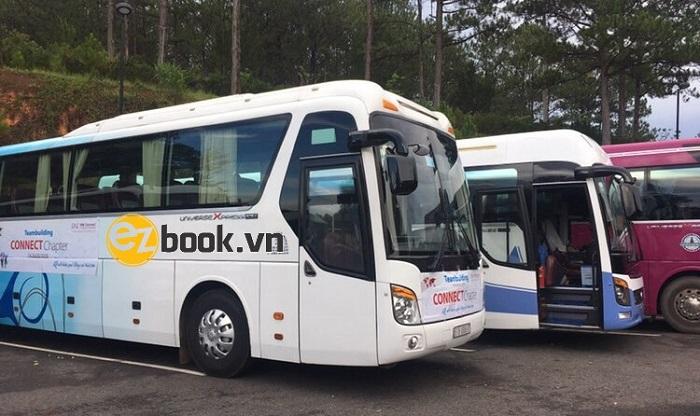 Mẫu xe 29 chỗ cho thuê theo tháng