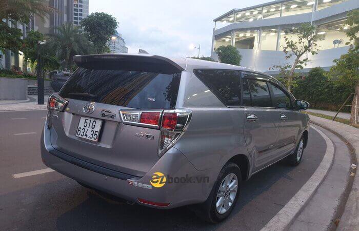 Dịch vụ thuê xe chạy grab ở Việt Nam phát triển