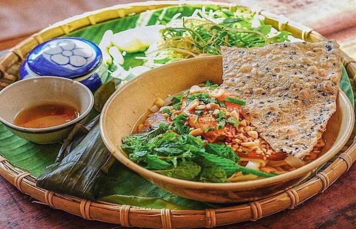 Món Mỳ Quảng (nguồn Internet)