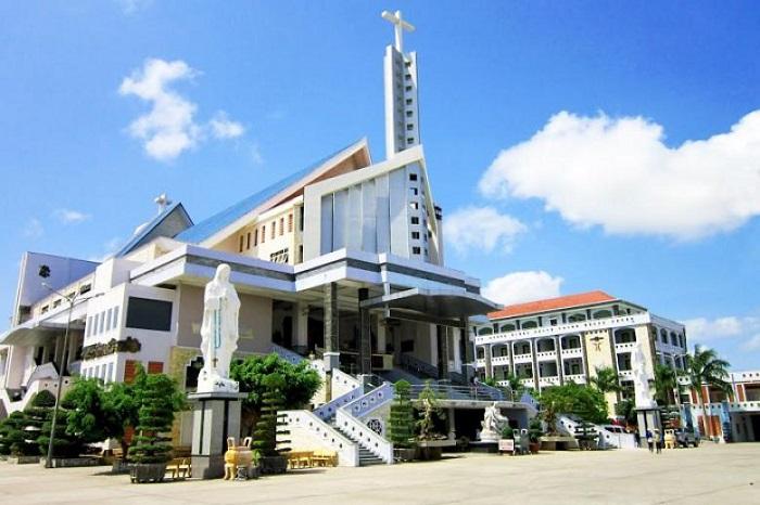 Cha Diệp Mẹ Nam Hải- Điểm du lịch ở Bạc Liêu