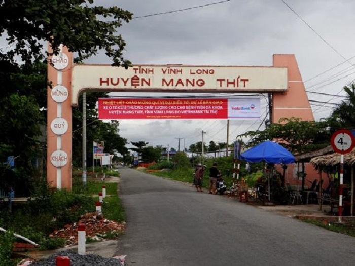 Một góc chụp ở Mang Thít hiện nay