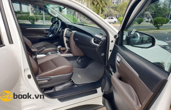 Xe 7 chỗ được nhiều khách hàng chọn lựa