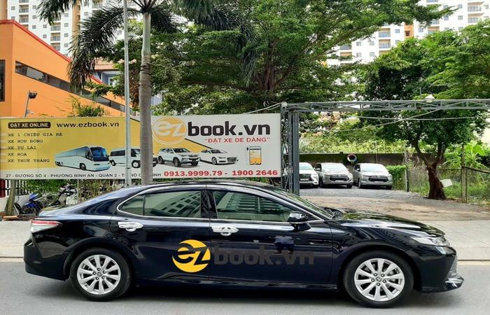 Thuê xe tại Ezbook sẽ được tạo điều kiện tuyệt đối