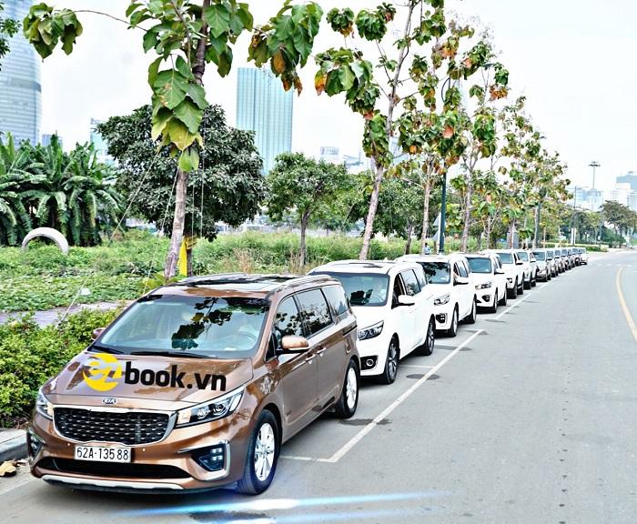Chuyên cho thuê xe uy tín để đi Bình Phước tham quan du lịch