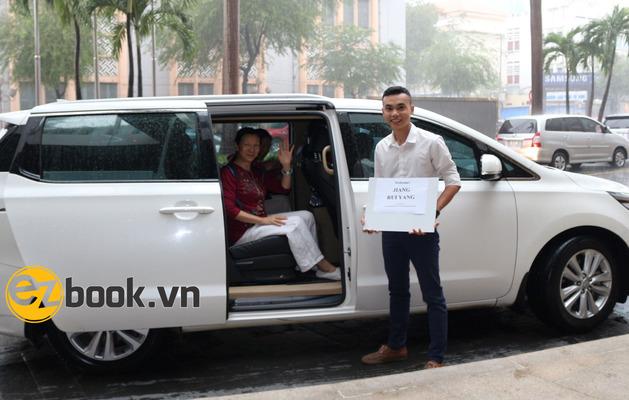 Thuê xe ô tô tại Ezbook