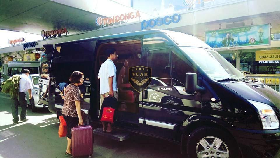 Đến Biên Hòa bằng xe đưa đón sân bay quá tiện lợi!