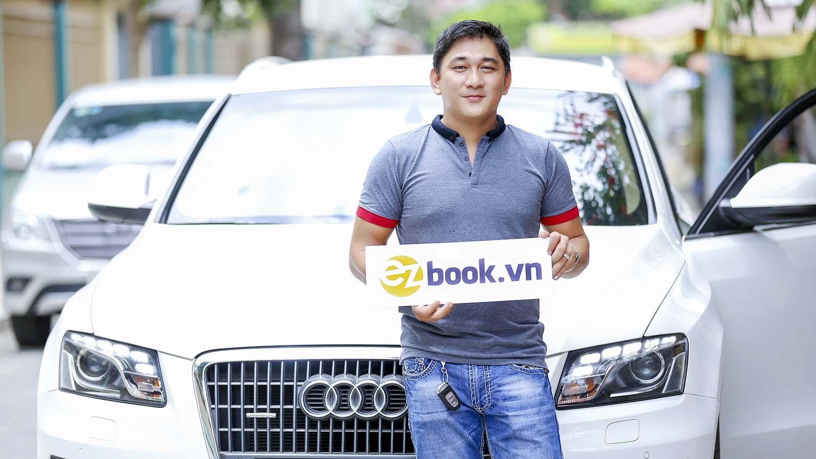 tài xế thân thiện Ezbook